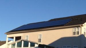 50 Panel Roof Mount Fredericksburg