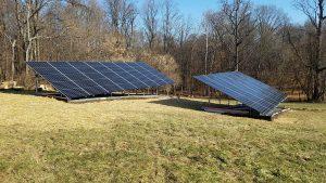 Hamilton Ground Mounted Solar Array 20kW