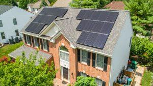 Leesburg Residential Solar Exeter