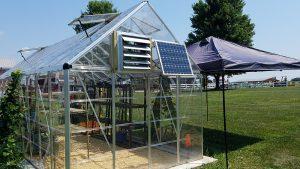 Leesburg Solar Greenhouse