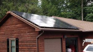 Manssass Solar Grid Tied
